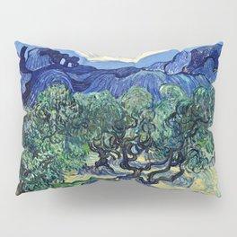 Vincent Van Gogh - Olive Trees Pillow Sham
