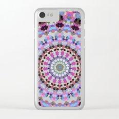 ARABESQUE UNIVERSE Clear iPhone Case