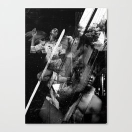 The Thief and the Moon Canvas Print