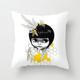 Internal Everafter Print#2 Throw Pillow