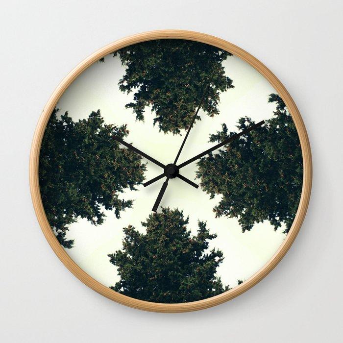 Treex ∆ Wall Clock