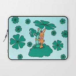 Lucky Bunny Laptop Sleeve