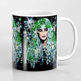 The Elementals; Ved-Ava the Sea Queen Coffee Mug