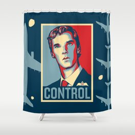 CONTROL Shower Curtain