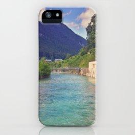 Austrian Beauty iPhone Case