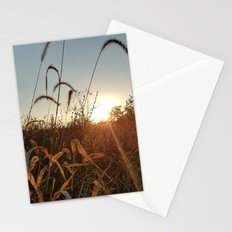 Autumn Fields 1 Stationery Cards