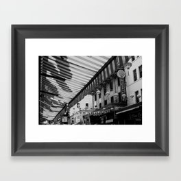 Chinatown, San Francisco Framed Art Print
