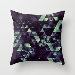 RYD LYNE STYRSHYP Throw Pillow