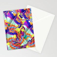 To Swim Stationery Cards