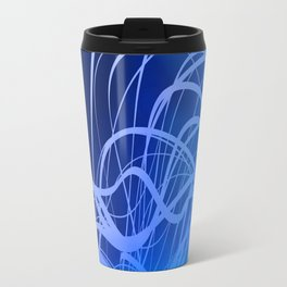 Indigo Flow Travel Mug