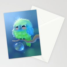Mini Parrot Stationery Cards