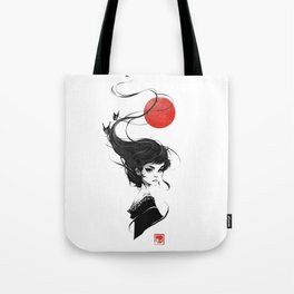 That One Geisha Tote Bag