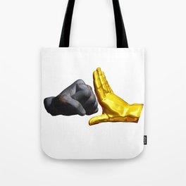Stop violence Tote Bag