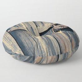 Padlock II Floor Pillow