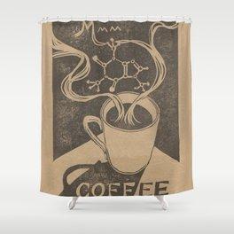 Mmm... Coffee Shower Curtain