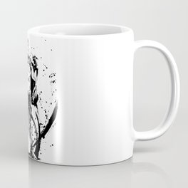 Togata Mirio Ink Splatter Coffee Mug