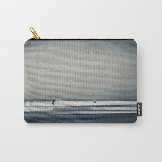 Sea and Surfer 16 Carry-All Pouch