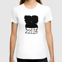 221b T-shirts featuring 221B by Jessica May
