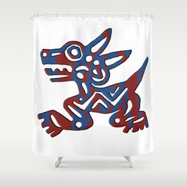 Dingo Shower Curtain