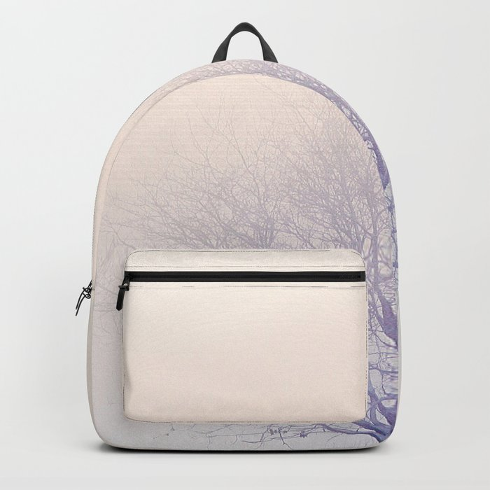 Pastel tree Backpack