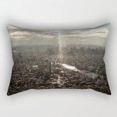 Tokyo View Rectangular Pillow