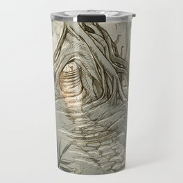 Drawings a Forest Travel Mug