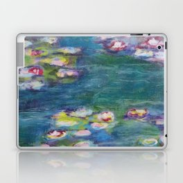 Lily Pond Laptop & iPad Skin