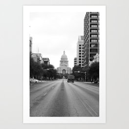 The Capitol Art Print