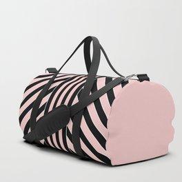 Geometric simple Duffle Bag