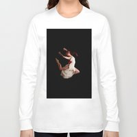 dancer Long Sleeve T-shirts featuring Dancer by Vetii