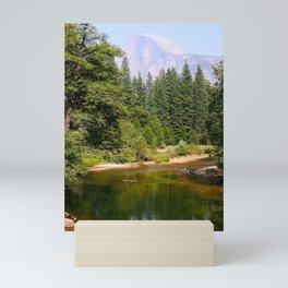 El Capitan Yosemite Mini Art Print
