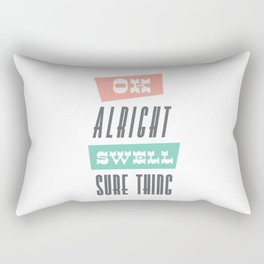 swell Rectangular Pillow