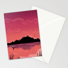 Perfect place for perfect love Stationery Cards