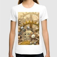 steampunk T-shirts featuring steampunk by Ancello