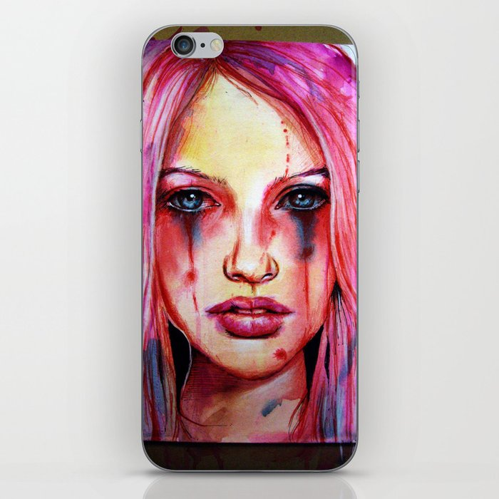Dulcet (Make sure you watch the video in the description!!!) iPhone Skin