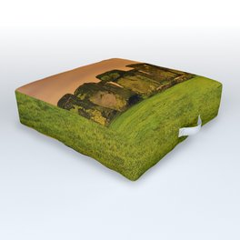 The Standing Stones - Stonehenge Outdoor Floor Cushion