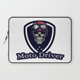Moto Drive special design for special customer Laptop Sleeve
