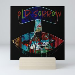 Old Sorrow Mini Art Print