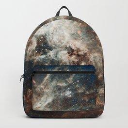 Space Art - Hubble Telescope - Nebula Backpack