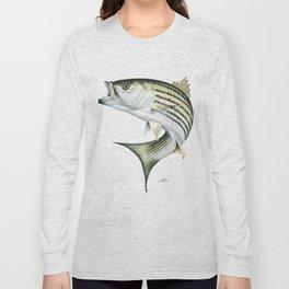 Striped Bass Long Sleeve T-shirt