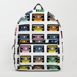 80 Rainbow Tapes Backpack