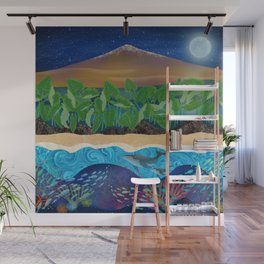 Mauna Kea Landscape Wall Mural