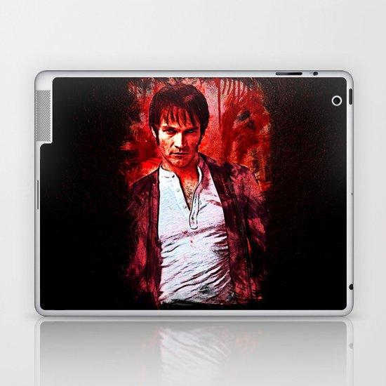 Bill Compton Laptop & iPad Skin