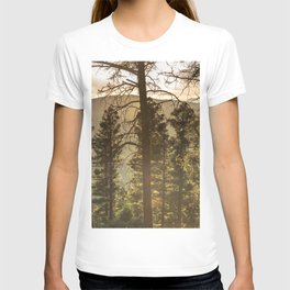Mountain Forest New Mexico - Nature Photography T-shirt