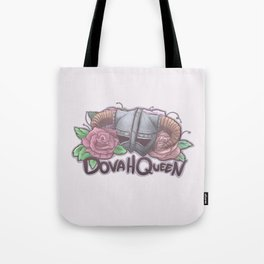 DovaQueen Tote Bag