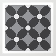 Pattern Tile 2.2 Art Print