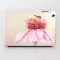 pee wee iPad Cases featuring Wee Bee by Terri Ellis