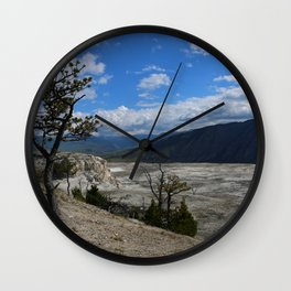 Seeing With Your Heart Wall Clock