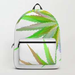 Leaves of grass Backpack