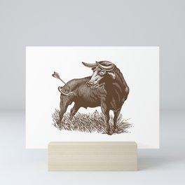 Bullseye Mini Art Print
